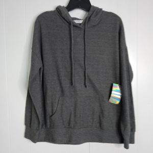 NWT Tresics Hooded Pullover M
